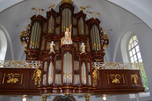Hinsz orgel Mariakerk Uithuizermeeden