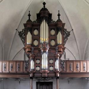 Arp Schnitger orgel Uithuizen