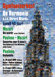 De Harmonie Lustrum 2019